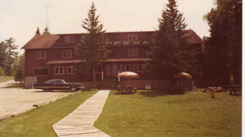 Former Chippewa Lodge