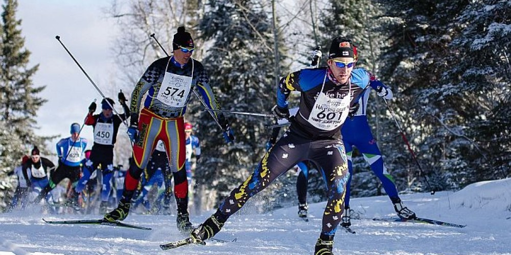 Glide over the groomed trails in this wilderness setting of one of Ontario's popular provincial parks. – Martin Kaiser - Sleeping Giant Loppet