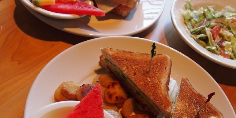 Sandwiches and more on the lunch menu – Duncan Weller