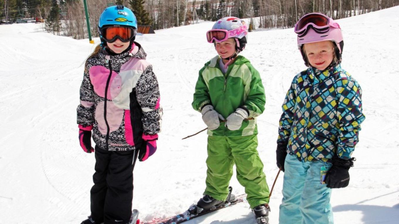 Friends skiing at Giants Ridge – Paul Pluskwik
