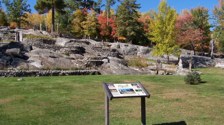 Postcard View of Gardens – NPS