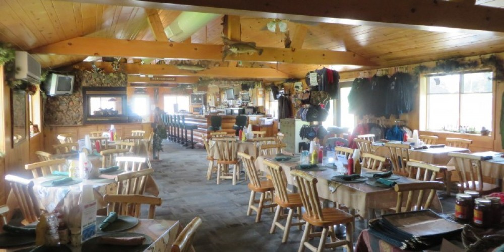48 Dining Room seats and additional 15 in the bar – Deb Wieber