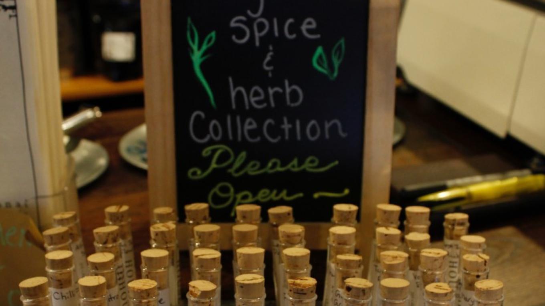 Spice smelling samples – Makinsey Shmanka