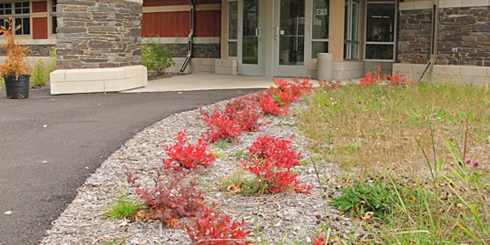 Grand Portage State Park Visitor and Information Center – Travis Novitsky