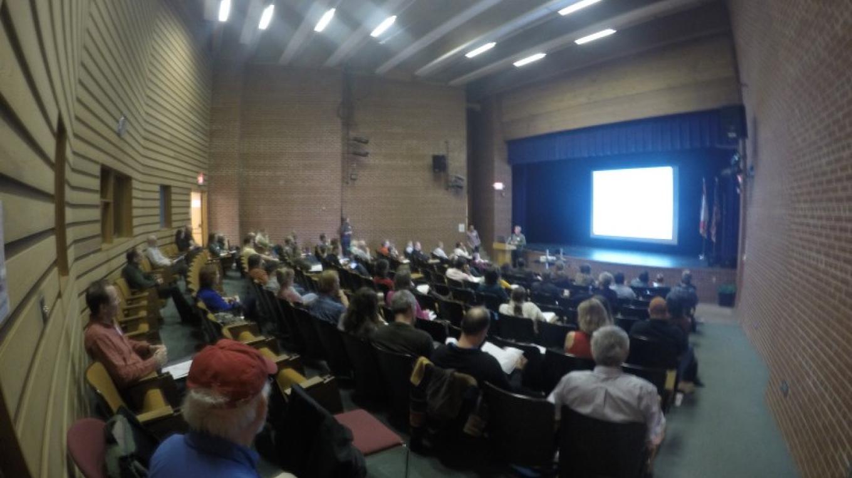 2016 Science Symposium - International Falls MN – C. Stromberg