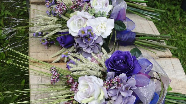 Wedding Flowers – Camille Overmeer