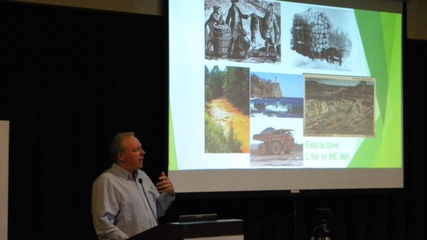 Randel Hanson - Agriculture and Western Lake Superior Region's Past Present and Future