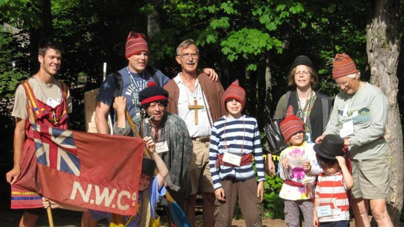 Which voyageur character will you be? – Wolf Ridge Environmental Learning Center