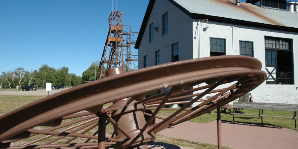 View of the National Historic Landmark – MN DNR