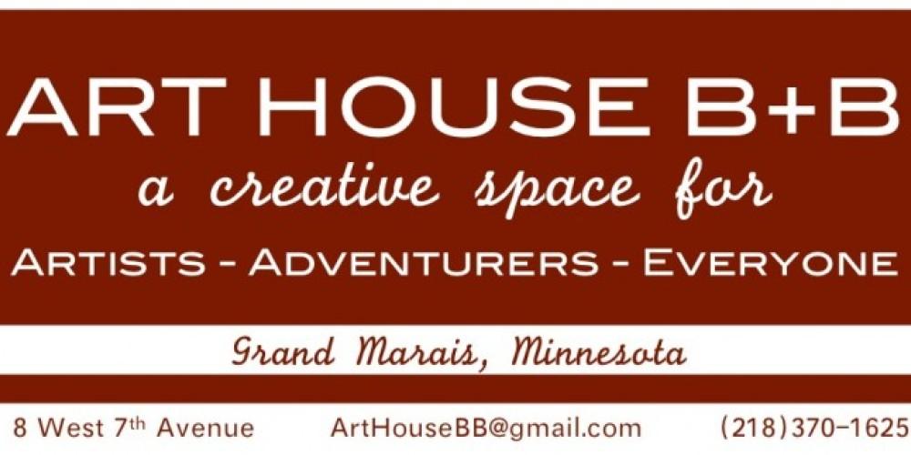 Welcome to Art House B&B!