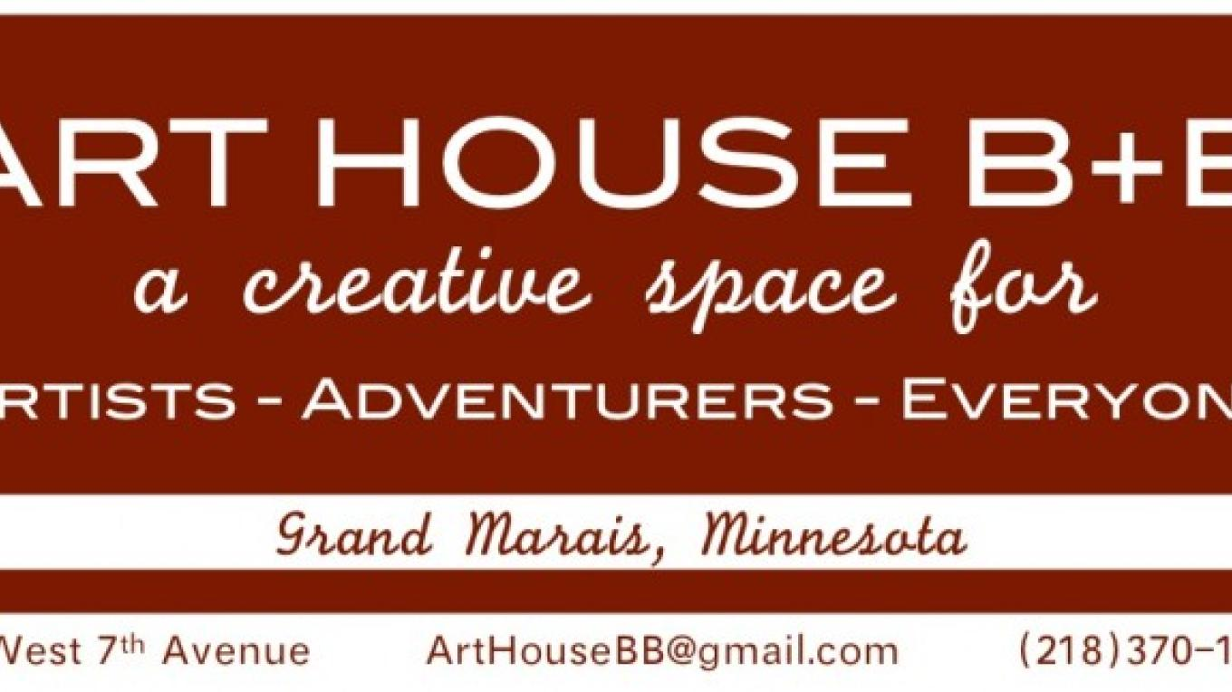 Welcome to Art House B&B!