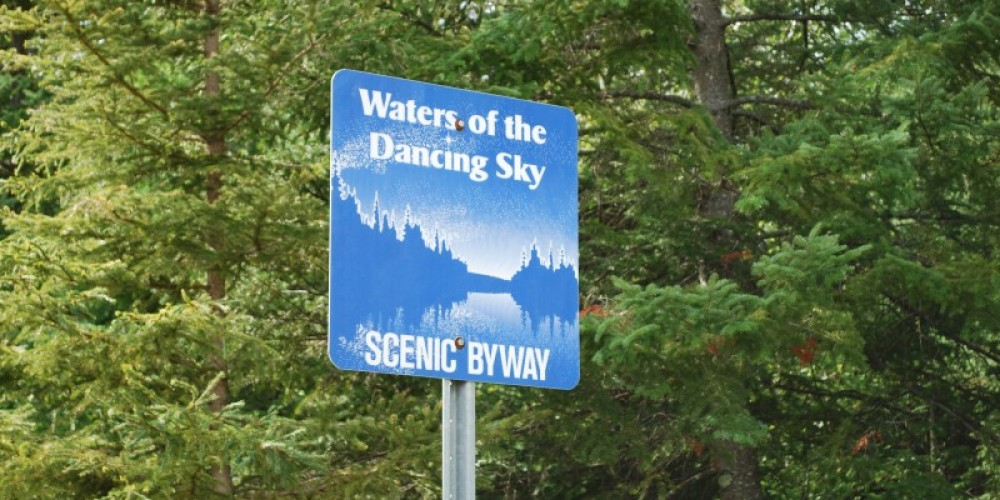 The Minnesota 11 portion of this ride follows the Waters of the Dancing Sky Scenic Byway. – International Falls, Rainy Lake and Ranier CVB