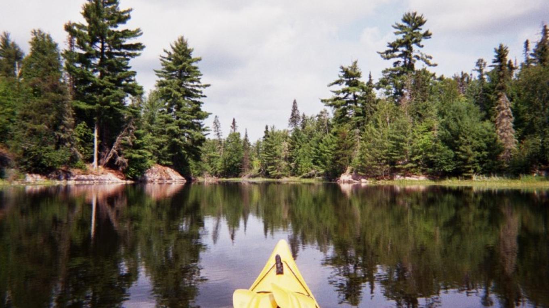 Kayaking in Voyageurs National Park – NPS