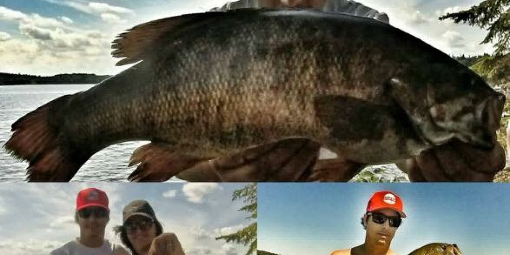 Good bait and good advice as where to fish could land a big one. – Larry's Baits