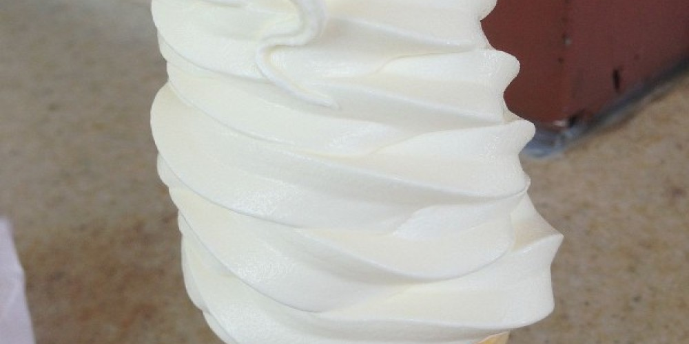 Soft Ice Cream is what Merla Mae is known for. – John Cameron