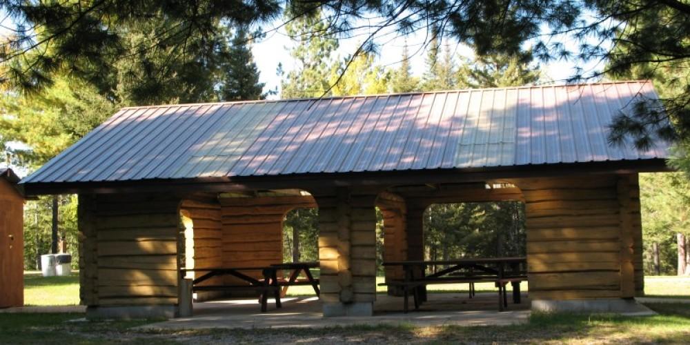 Pavilion – Embarrass Township