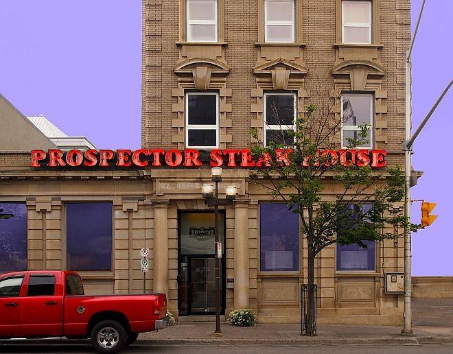 Prospector Steak House