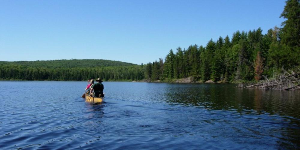 Paddle the pristine wilderness of the Boundary Waters! – Lynn