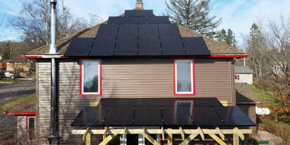 Our Solar PV System – Jay Arrowsmith DeCoux