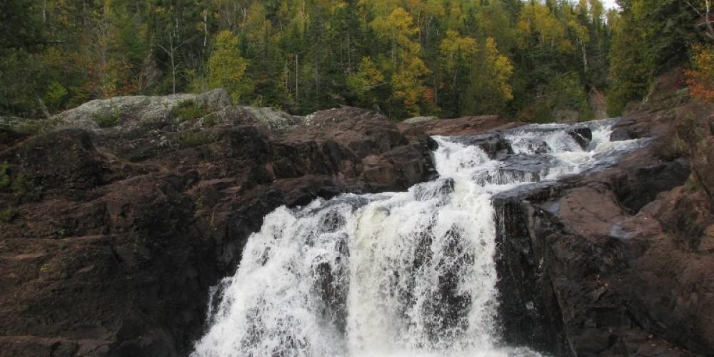 Upper Falls – Mike Nelson