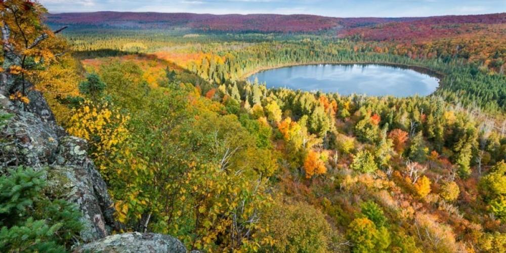 Fall color near Lutsen. – Bryan Hansel