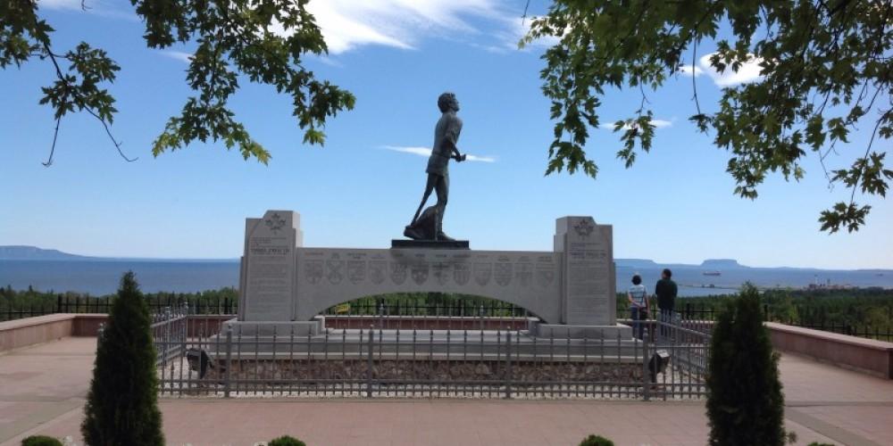 Terry Fox Monument – Tourism Thunder Bay