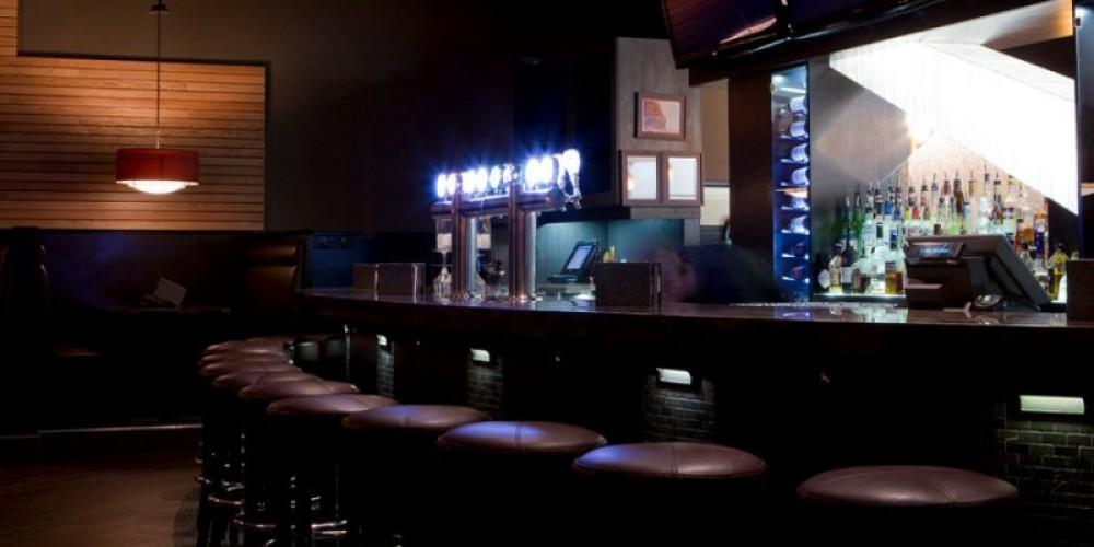 Bar/Lounge Side of 5 Forks