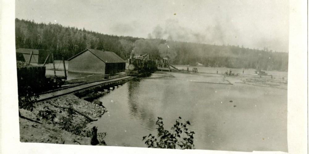 Virginia & Rainy Lake Lumber Company #75 – MHS