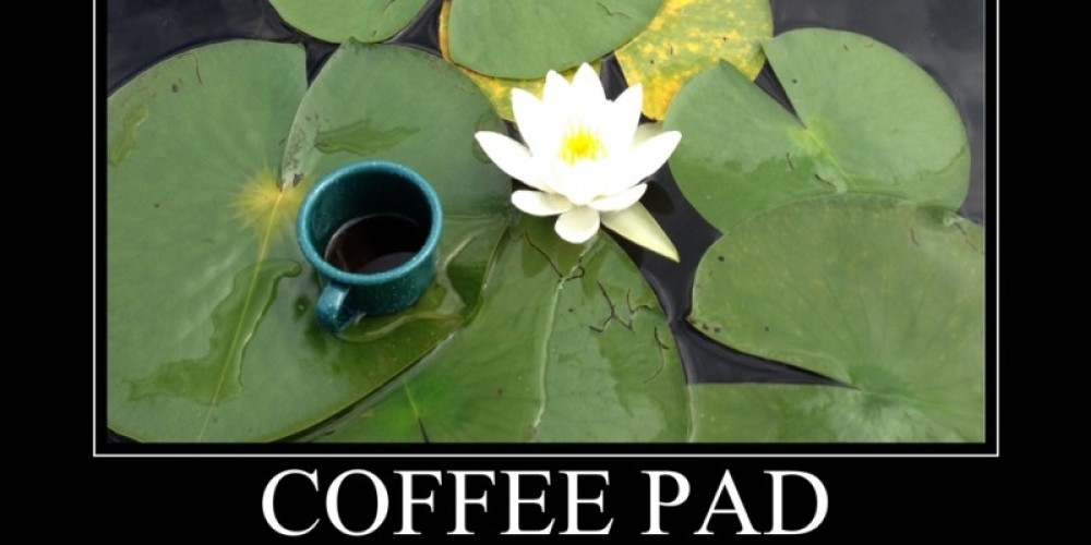 Coffee Pad – Neil Stadlman