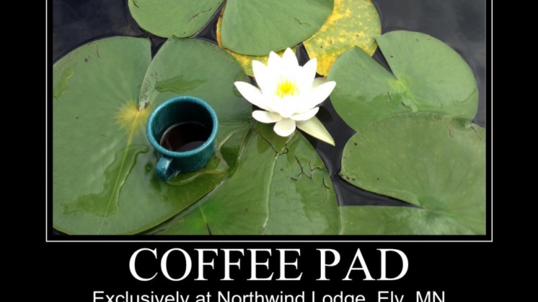 Coffee Pad – Neil Stadlman