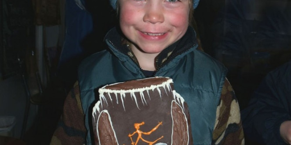 Winner of the highly coveted Chocolate Cup – Jon Nelson
