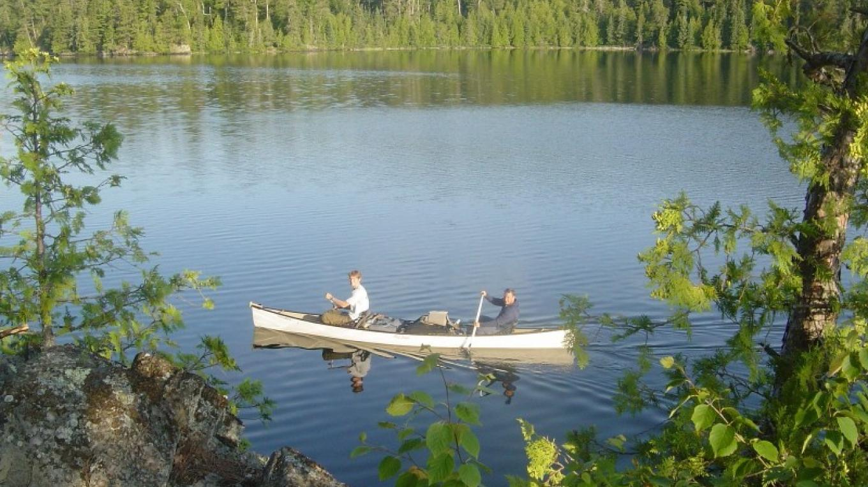 Smooth paddling
