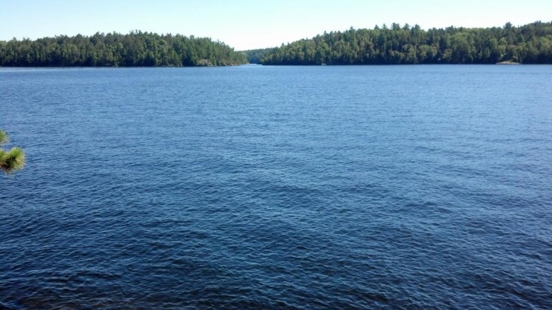 Rainy Lake Voyageurs still water – Eric Johnson