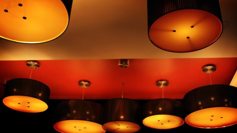 Interior dining room decor – Andy Miller