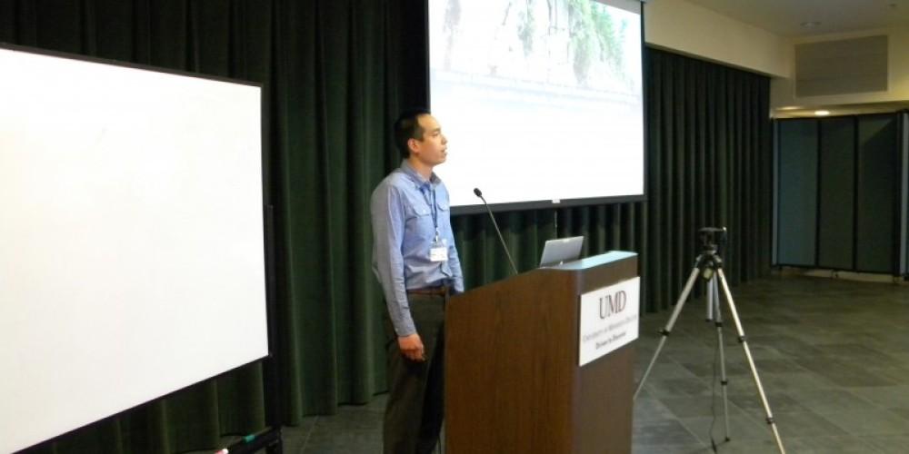 Jeffrey Lee, MN DNR, Status of Minnesota's Baseline Biological Surveys in the Border Lakes