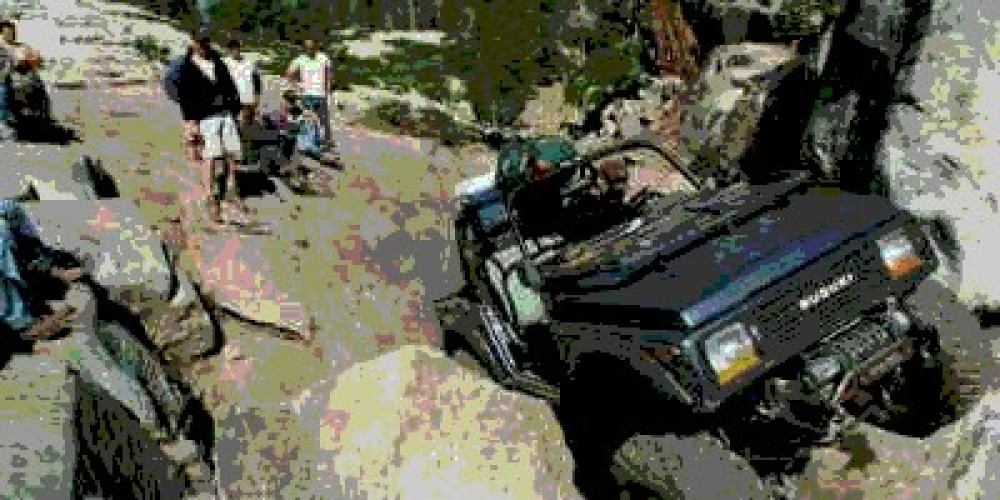 Off road vehicle – Website file photo