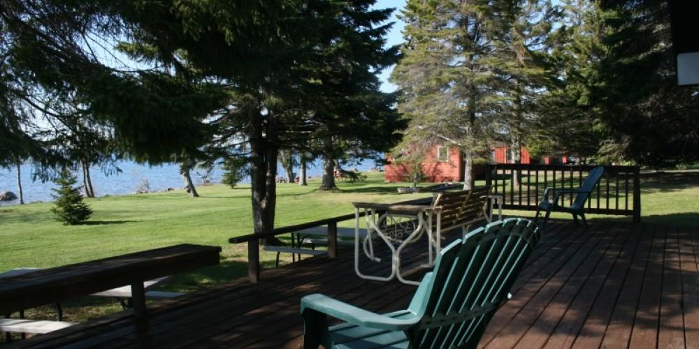View from Corrymeela deck – Dean Carpenter