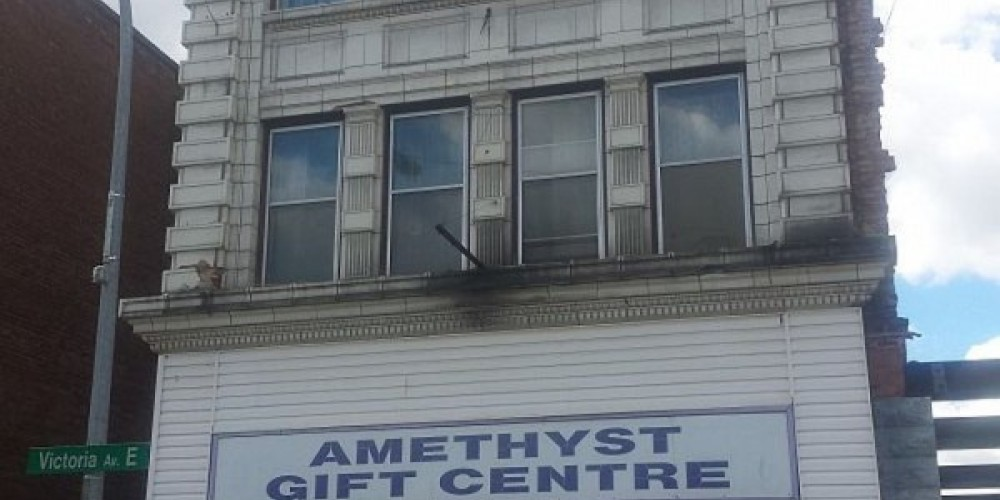 Amethyst Gift Centre Storefront – Amethyst Gift Centre