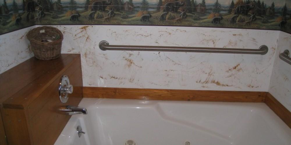#3 3/4 bath