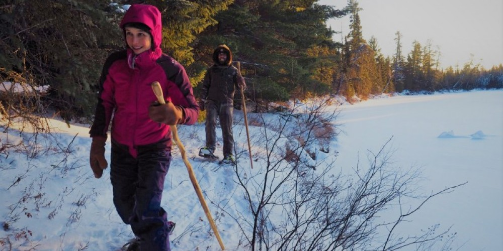 Come for a guided walk off the beaten path for an authentic Canadian experience – Jessica Bjorkman