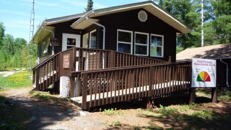Lac La Croix Entry Station