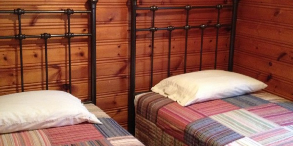 Cabin #1--A Classic Northwoods Cabin at Northern Lights Lodge and Resort – Marie Vogt