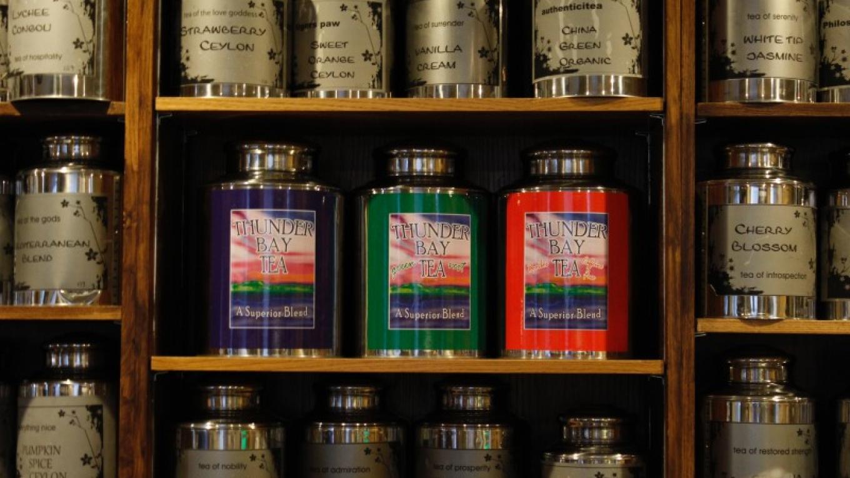 Thunder Bay Tea – Makinsey Shmanka