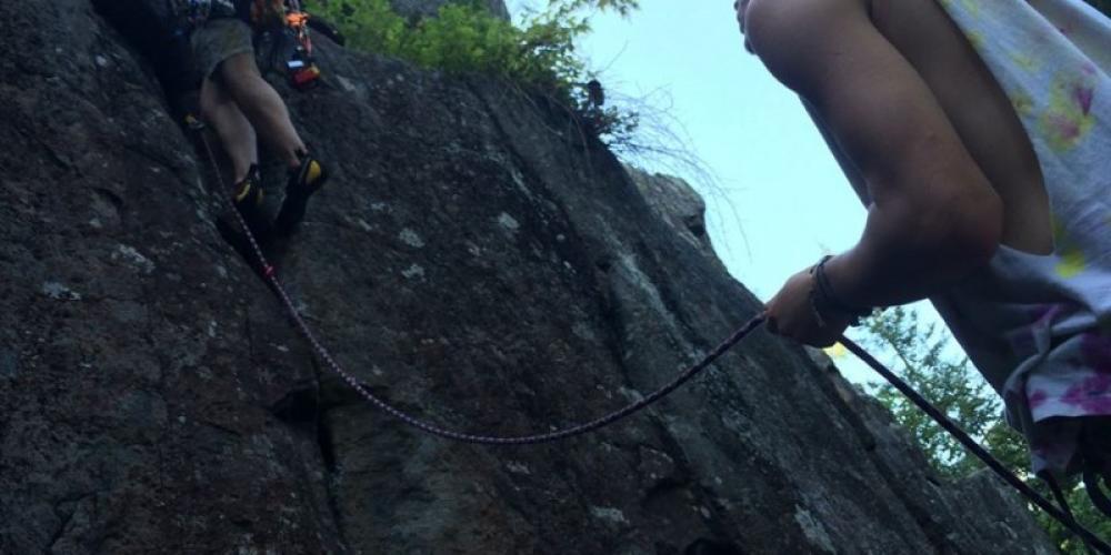 La cucaracha look at that climb! – Abi Hay