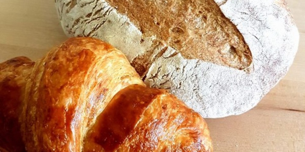 bread and croissants – Emily Smith - Owner