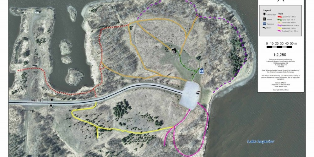 Mission Island Marsh Conservation Area Trail Map – LRCA Staff