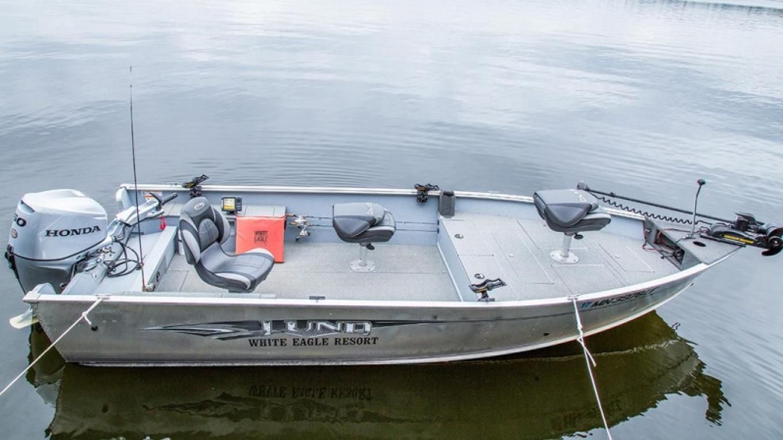 Deluxe 60hp Fishing Boat Rentals – Jacob Hanson