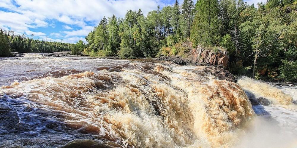 The Pigeon River – Travis Novitsky