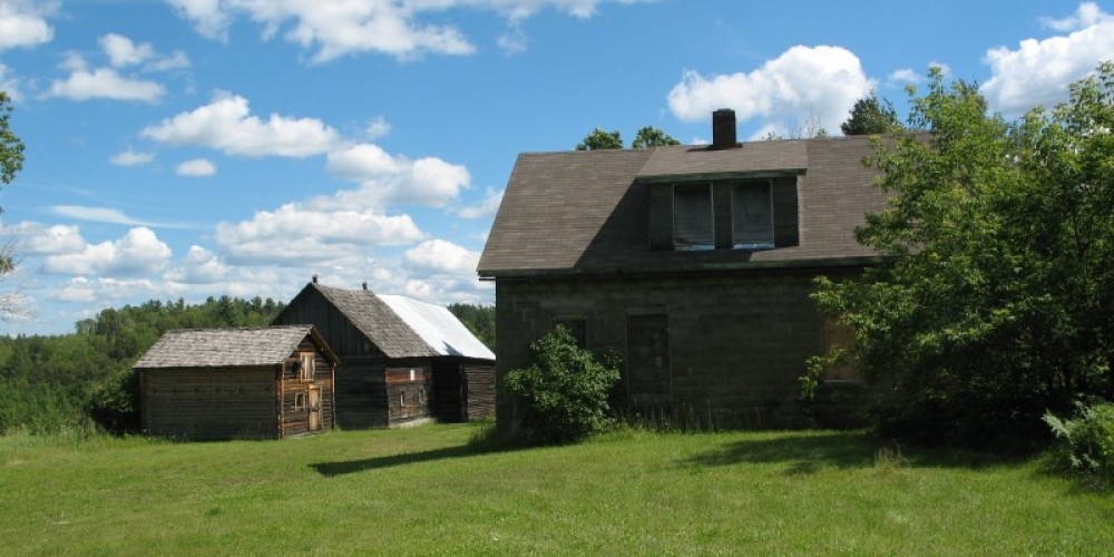 Pyhala Homestead – Embarrass Township