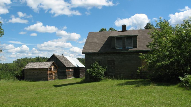 Pyhala Homestead – Embarrass Township